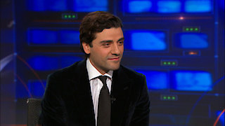 Watch The Daily Show with Jon Stewart Season 20 Episode 15 - Oscar Isaac Online