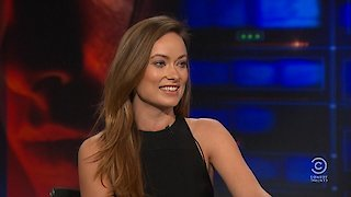 Watch The Daily Show with Jon Stewart Season 20 Episode 27 - Olivia Wilde Online