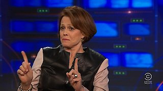 Watch The Daily Show with Jon Stewart Season 20 Episode 29 - Sigourney Weaver Online