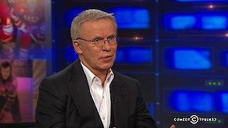 Watch The Daily Show with Jon Stewart Season 20 Episode 30 - Viacheslav Fetisov Online