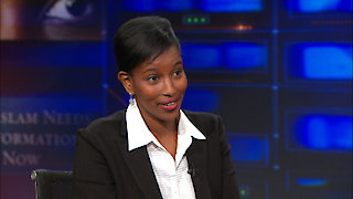Watch The Daily Show with Jon Stewart Season 20 Episode 40 - Ayaan Hirsi Ali Online