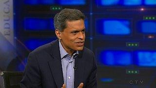 Watch The Daily Show with Jon Stewart Season 20 Episode 49 - Fareed Zakaria Online