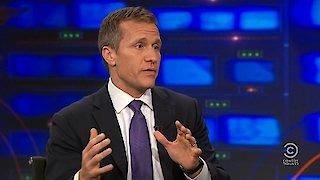Watch The Daily Show with Jon Stewart Season 20 Episode 51 - Eric Greitens Online
