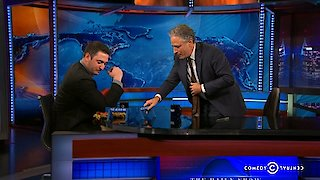 Watch The Daily Show with Jon Stewart Season 20 Episode 70 - Matt Harvey Online