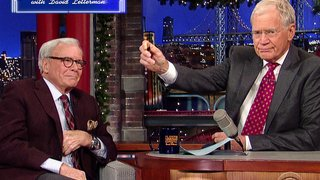 Watch Late Show with David Letterman Season 20 Episode 812 - Wed, Dec 17, 2014 Online