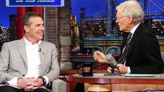Watch Late Show with David Letterman Season 20 Episode 832 - Fri, Jan 16, 2015 Online