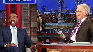 Watch Late Show with David Letterman Season 20 Episode 856 - Thu, Feb 19. 2015 Online