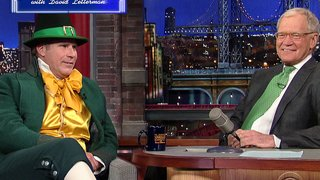 Watch Late Show with David Letterman Season 20 Episode 874 - Tue, Mar 17, 2015 Online