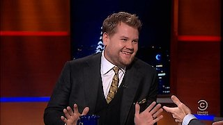 Watch The Colbert Report Season 9 Episode 314 - James Corden Online