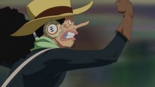 Watch One Piece Season 11 Episode 674 -  (Sub) A Liar! Usola... Online