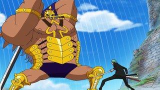 Watch One Piece Season 11 Episode 686 - Sub A Shocking Confe... Online