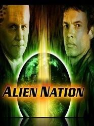 Alien Nation A Breed Apart #4 NM- 1st Print Adventure Comics