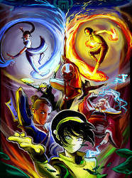 Watch avatar the last airbender online full episodes of season 3 to