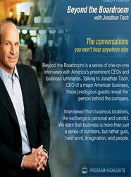 Beyond the Boardroom with Jonathan Tisch