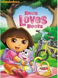 Dora Loves Boots