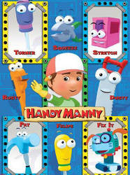 Watch full episodes of handy manny