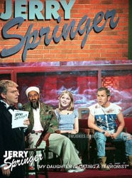 Jerry Springer Audience Flashing http://www.pic2fly.com/Jerry+Springer