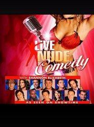Live Nude Comedy 72