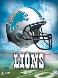 NFL Follow Your Team - Detroit Lions