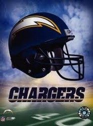 NFL Follow Your Team - San Diego Chargers