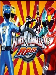 Power Rangers RPM