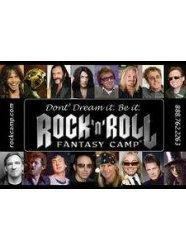 Rock 'n Roll Fantasy Camp